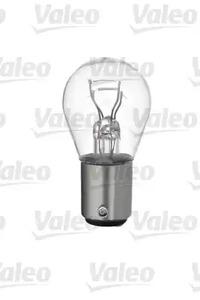 Лампа накаливания, фонарь сигнала тормоза/задний габаритный VALEO