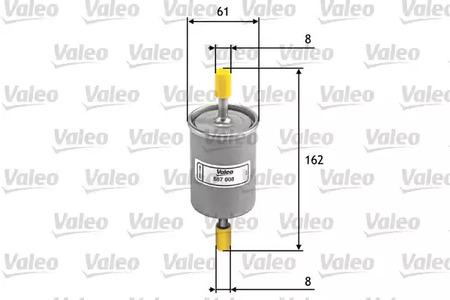 Топливный фильтр VALEO