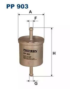 Топливный фильтр FILTRON