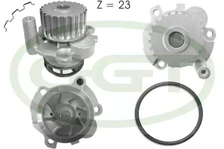 Водяной насос (помпа) GGT