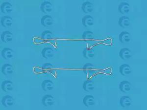 Пружины колодок (ремкомплект) ERT