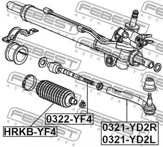 Рулевой наконечник FEBEST 4674_0321-YD2L_SC.jpg