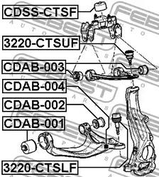 Шаровая опора FEBEST 4674_3220-CTSLF_SC.jpg
