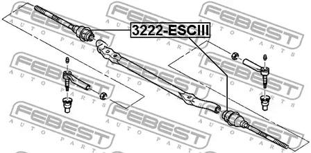 Рулевая тяга FEBEST 4674_3222-ESCIII_SC.jpg