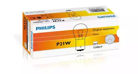 Лампа накаливания, фонарь указателя поворота PHILIPS