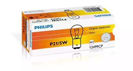 Лампа накаливания, фонарь сигнала тормоза/задний габаритный PHILIPS
