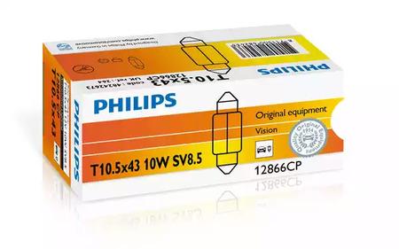 Лампочка подсветки багажника PHILIPS